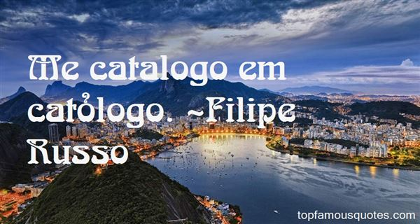 Quotes About Catalogo