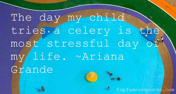 Quotes About Celery