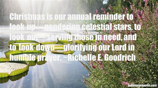 Quotes About Celestial Stars