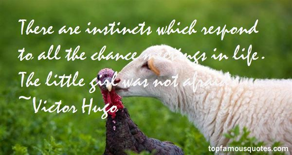 Quotes About Chance Meetings