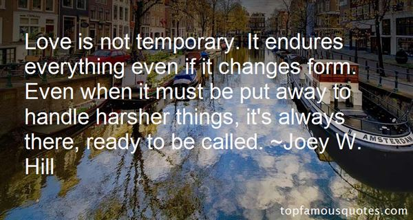 Quotes About Changes