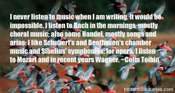 Quotes About Choral