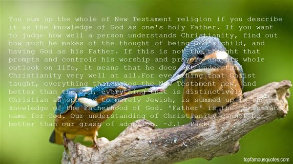 Quotes About Christianity Life