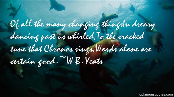 Quotes About Chronos