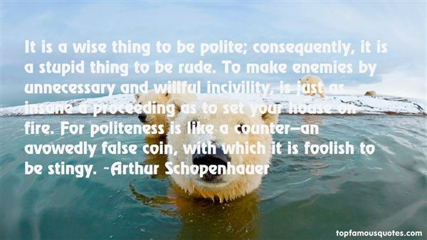 Quotes About Civility