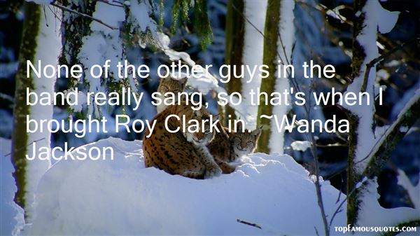 Quotes About Clark