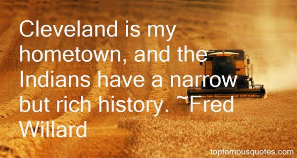Quotes About Cleveland
