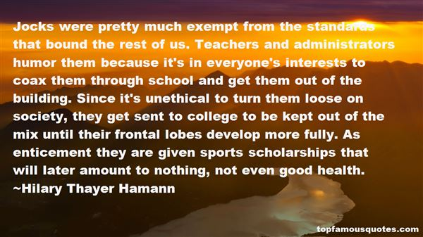 Quotes About College Scholarships