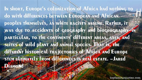 Quotes About Colonization Of Africa