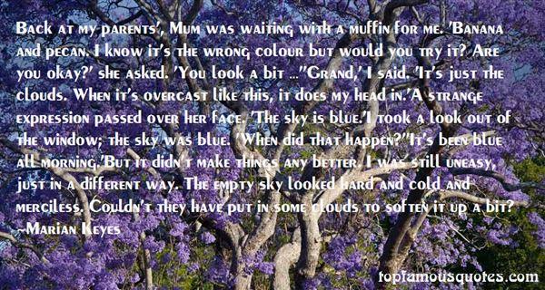 Quotes About Colour Blue