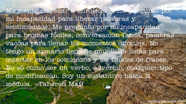 Quotes About Comienzos