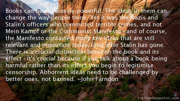 Quotes About Communist Manifesto
