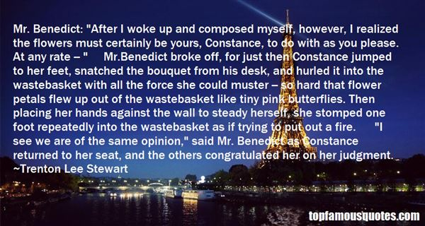 Quotes About Constance
