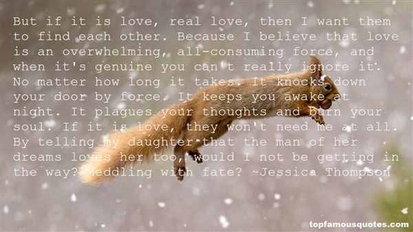 Quotes About Consuming Love