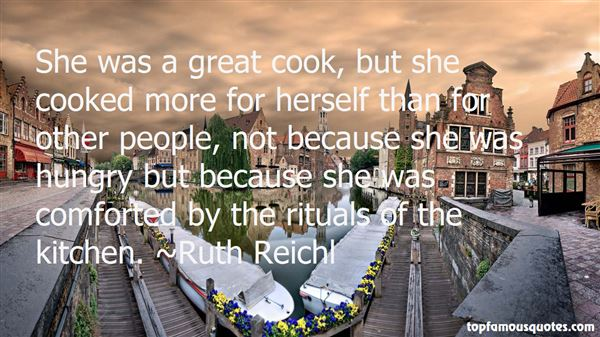 Quotes About Cooked