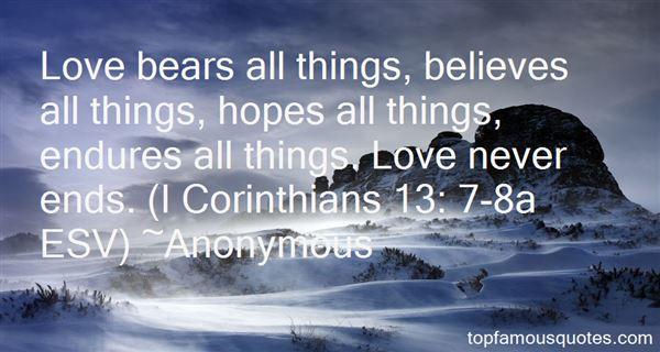 Quotes About Corinthians