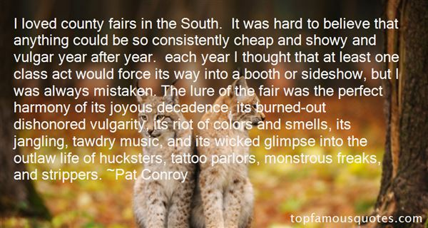 Quotes About County Fairs