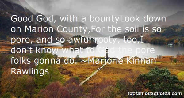 Quotes About County