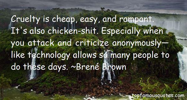 Quotes About Criticize