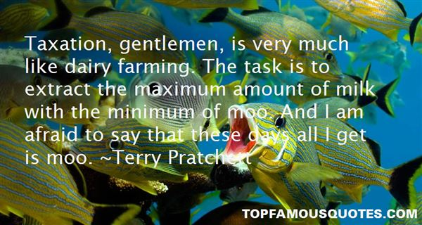 Quotes About Dairy Farming
