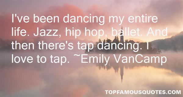 Quotes About Dancing And Love
