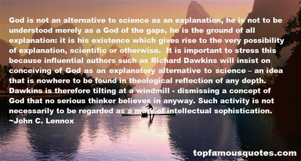 Quotes About Dawkins
