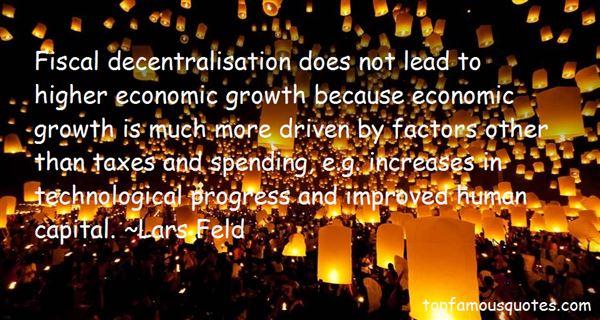 Quotes About Decentralisation