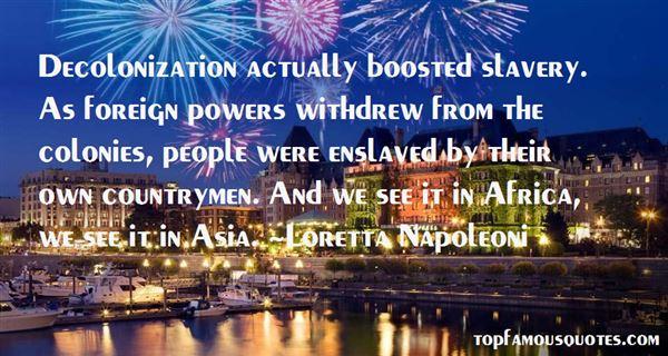 Quotes About Decolonization