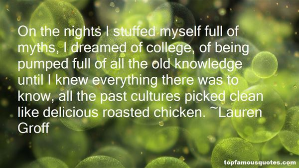 Quotes About Delicious Chicken
