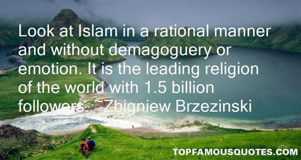 Quotes About Demagoguery
