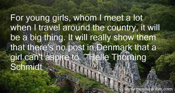 Quotes About Denmark