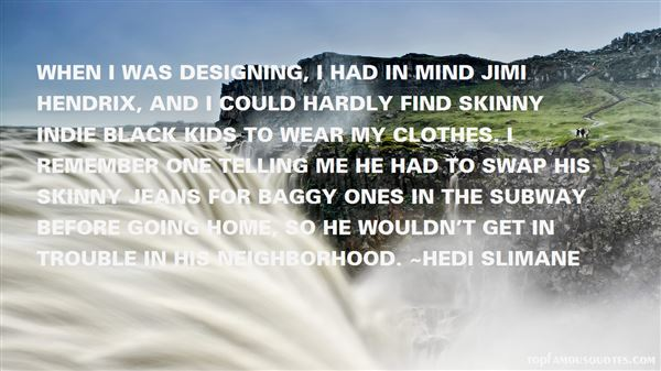Quotes About Designing Clothes