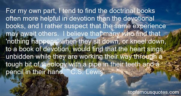 Quotes About Devotion To Work