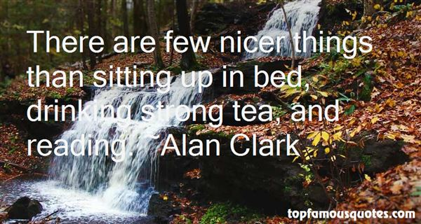 Quotes About Drinking Tea