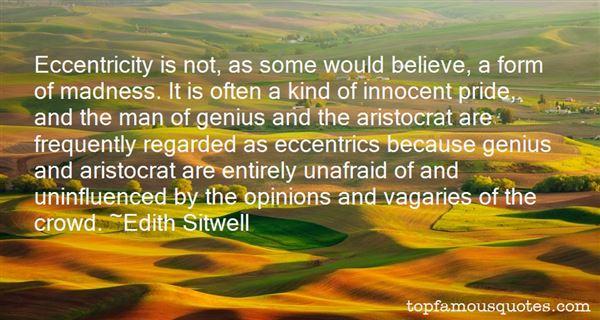 Quotes About Eccentrics