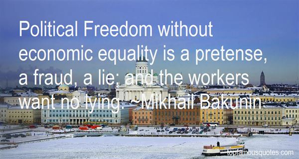 Quotes About Economic Equality