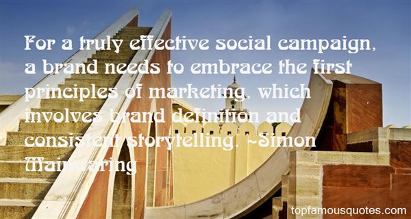 Quotes About Effective Marketing
