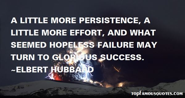 Quotes About Effort And Success