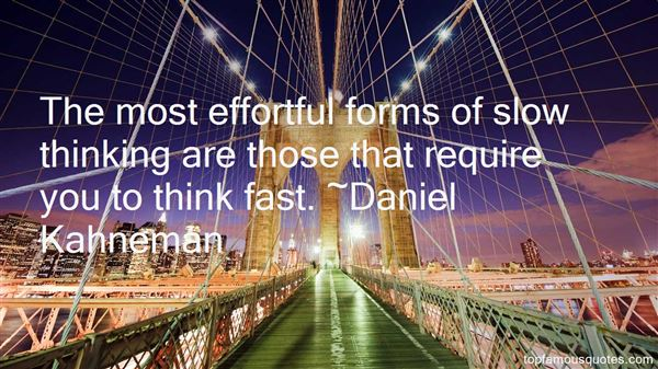 Quotes About Effort