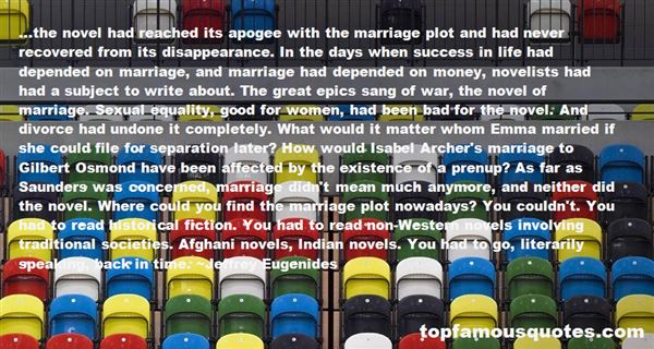 Quotes About Ended Marriage