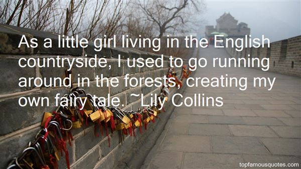 Quotes About English Countryside