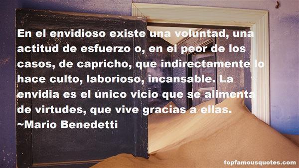 Quotes About Envidia