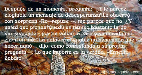 Quotes About Esperanza