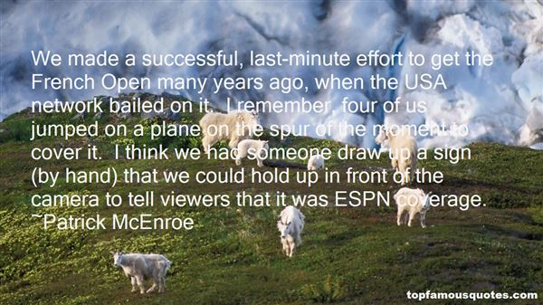 Quotes About Espn