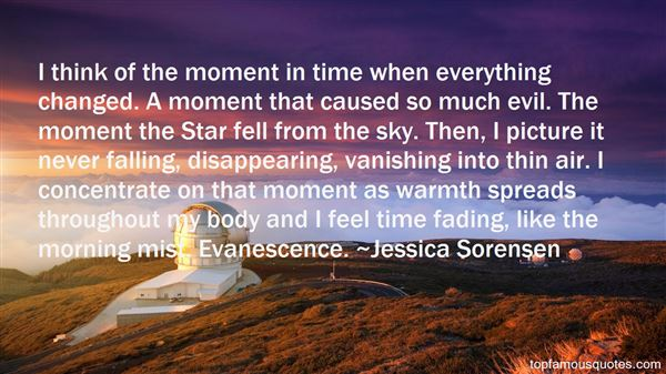 Quotes About Evanescence