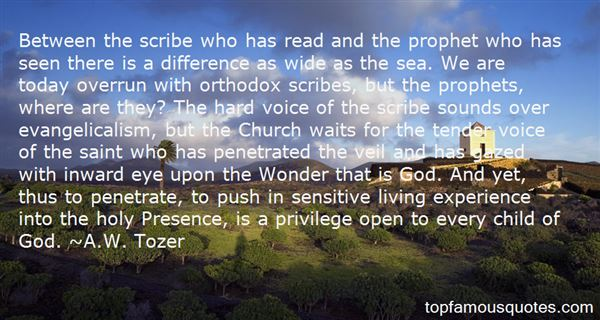 Quotes About Evangelicalism