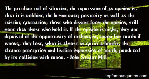 Quotes About Evil Existing