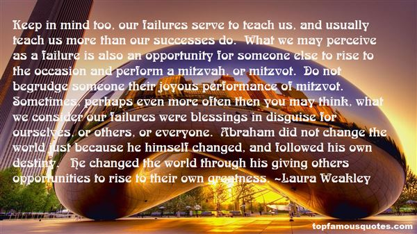 Quotes About Failures And Success
