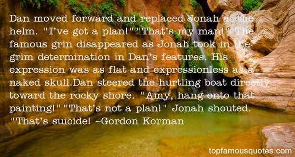 Quotes About Famous Jonah