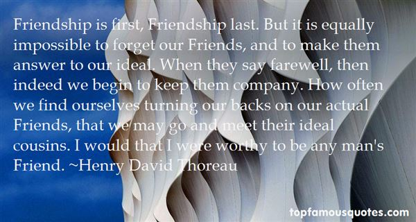 Quotes About Farewell To Friends